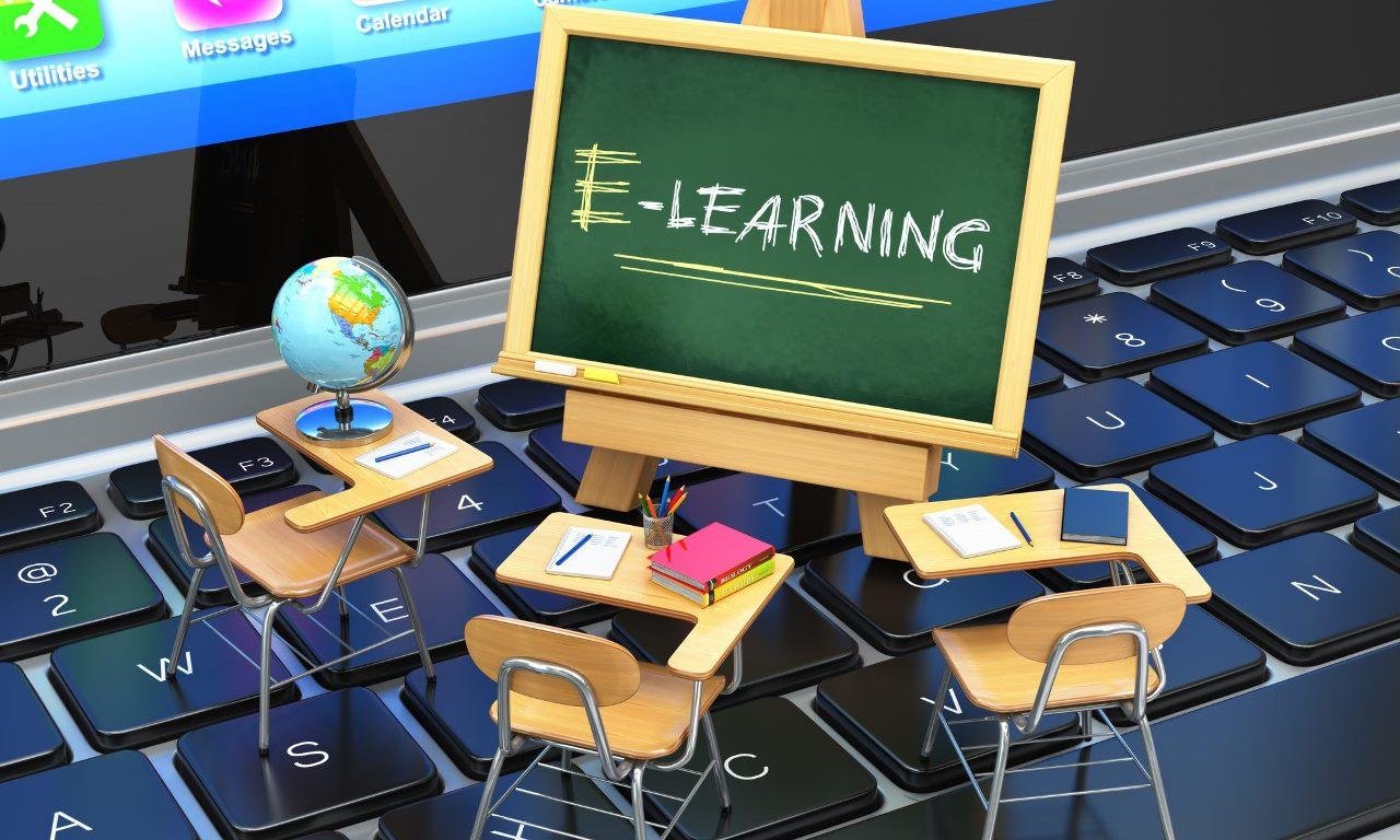 مساعدة الطلاب من خلال التعلم الالكتروني