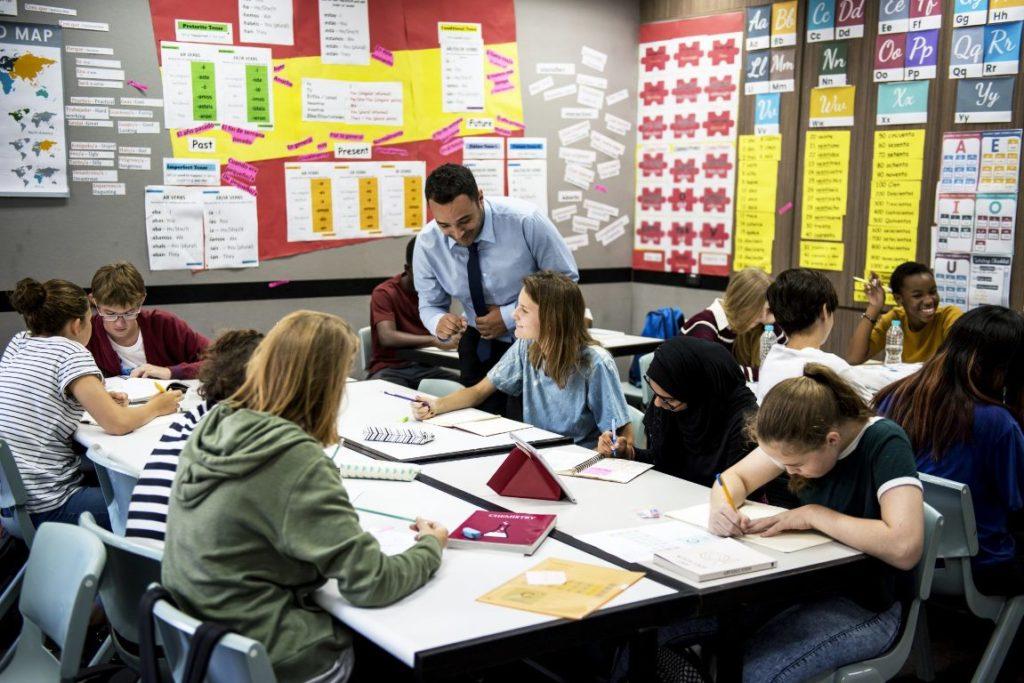 التعليم المتمركز حول الطالب