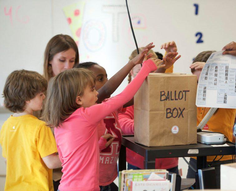 الانتخابات كأداة تعليمية