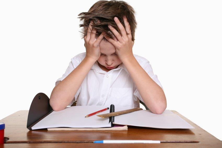 ضعف التحصيل الدراسي