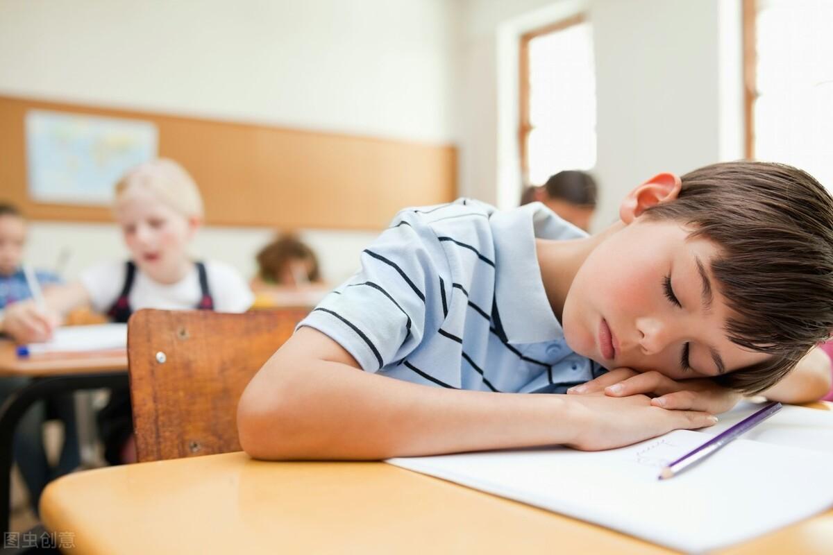 مساعدة الطلاب على النوم